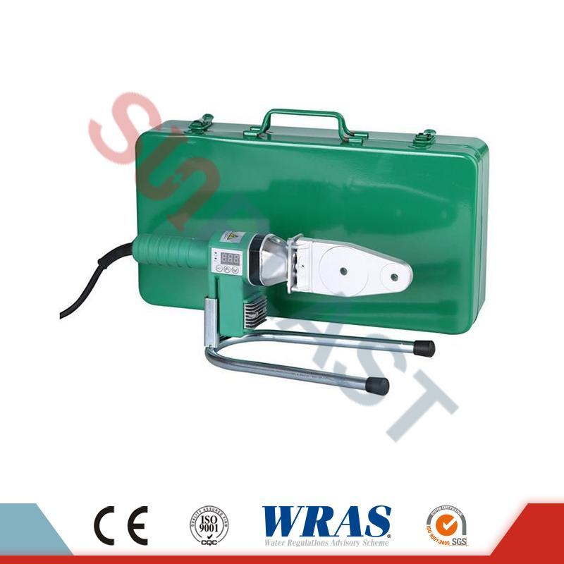 20-63mm Socket Fusion Welding Machine per tubo PPR & amp; Tubo HDPE