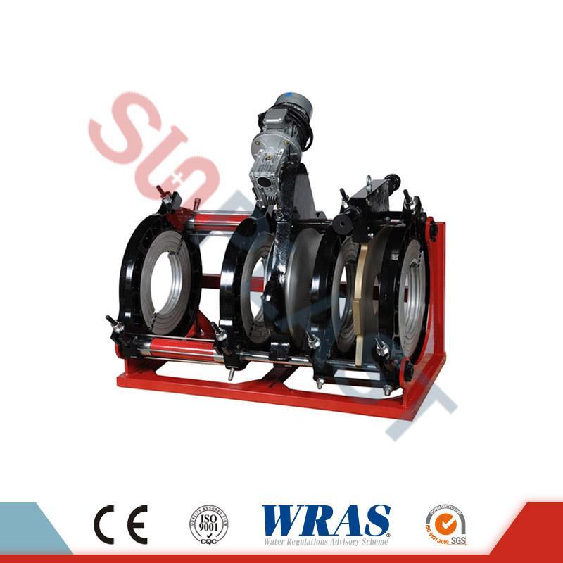 Saldatrice idraulica di fusione di estremità di 400-630mm per il tubo dell'HDPE