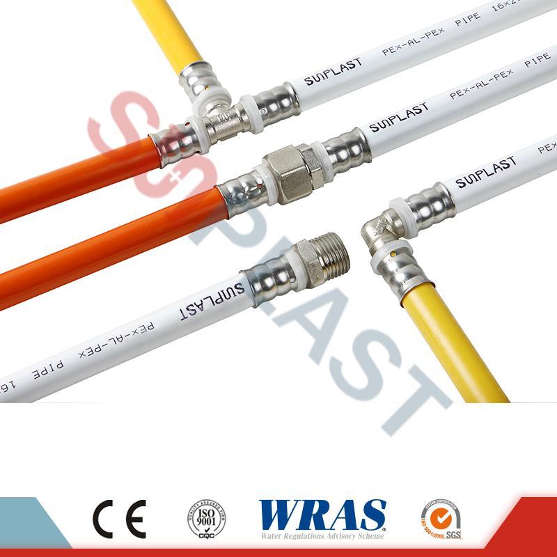 Tubo PEX-AL-PEX per tubature idrauliche