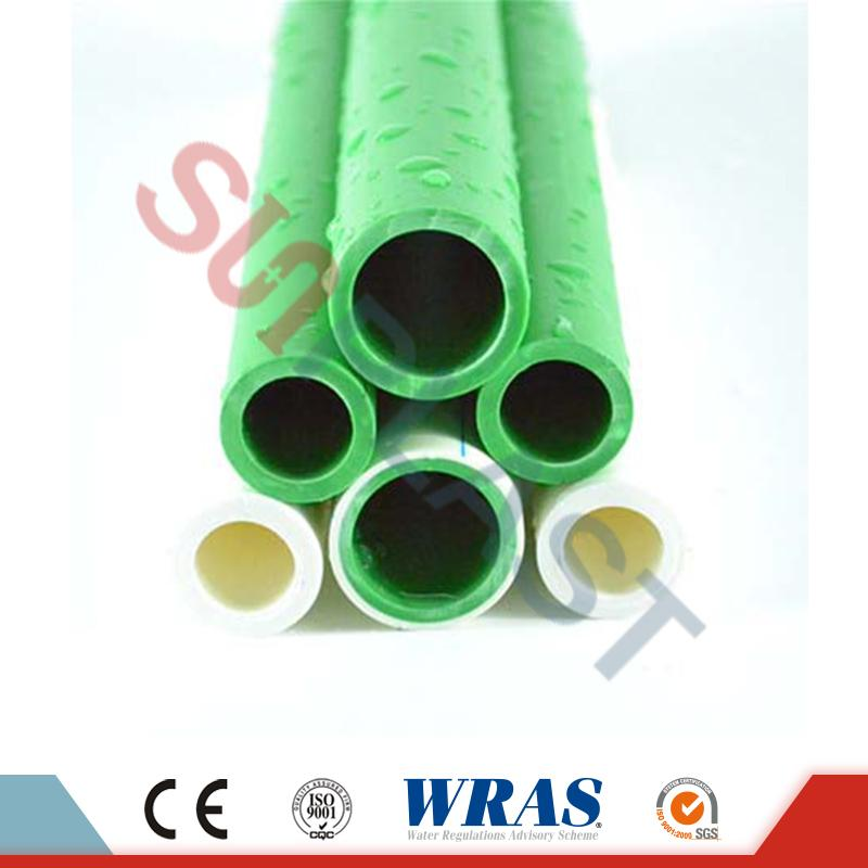 Green PPR Pipe