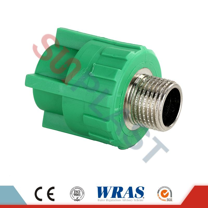 DIN8078 PPR Male Socket