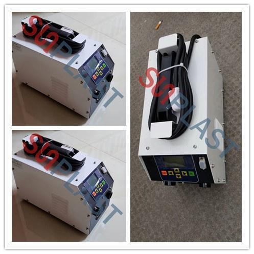 Saldatrice per elettrofusione per tubi HDPE